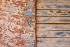 Παλαιός αγροτικός ξύλινος τοίχος στοκ φωτογραφία με δικαίωμα ελεύθερης χρήσης