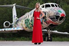 Παλαιός αερολιμένας Στοκ Εικόνες