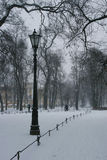 Παλαιός λαμπτήρας οδών Στοκ εικόνες με δικαίωμα ελεύθερης χρήσης