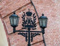 Παλαιός λαμπτήρας οδών Στοκ φωτογραφία με δικαίωμα ελεύθερης χρήσης