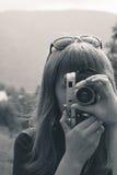 παλαιός αναδρομικός φωτ&omic Στοκ φωτογραφίες με δικαίωμα ελεύθερης χρήσης