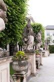 Παλαιός αριθμός στον κήπο κάστρων #15 Στοκ Εικόνες