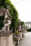 Παλαιός αριθμός στον κήπο κάστρων #13 Στοκ Φωτογραφίες