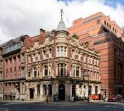 Παλαιός βασιλικός πρίγκηπας Αλβέρτος Lounge Church Street Μπέρμιγχαμ μπαρ Στοκ φωτογραφία με δικαίωμα ελεύθερης χρήσης