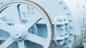 Παλαιός, βιομηχανικός στεγνωτήρας Στοκ φωτογραφία με δικαίωμα ελεύθερης χρήσης