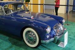 Παλαιός βρετανικός sportscar Στοκ Φωτογραφία