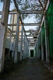 Παλαιός εγκαταλειμμένος βιομηχανικός Στοκ Φωτογραφία