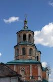 Παλαιός εγκαταλειμμένος bellfry της ρωσικής Ορθόδοξης Εκκλησίας στο classica Στοκ εικόνες με δικαίωμα ελεύθερης χρήσης