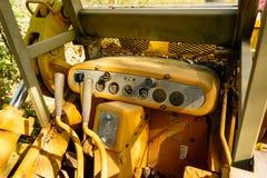 Παλαιός εκσακαφέας που ξεχνιέται στο ορυχείο Στοκ εικόνες με δικαίωμα ελεύθερης χρήσης