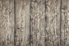 Παλαιός δεμένος ξεπερασμένος φράκτης σανίδων πεύκων - λεπτομέρεια Στοκ Φωτογραφίες