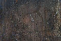 Παλαιός επικονιασμένος και χρωματισμένος τοίχος Στοκ εικόνες με δικαίωμα ελεύθερης χρήσης