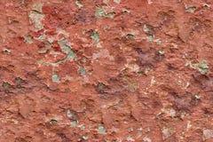 Παλαιός λεπιοειδής τοίχος στοκ φωτογραφίες με δικαίωμα ελεύθερης χρήσης