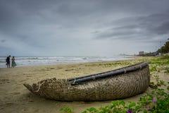 Παλαιός η βάρκα Στοκ Εικόνα