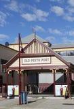 Παλαιός λιμένας του Περθ, Περθ, δυτική Αυστραλία στοκ εικόνες