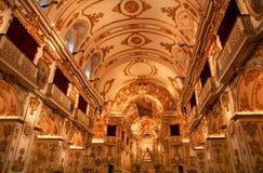 Παλαιός καθεδρικός ναός του Ρίο ντε Τζανέιρο Στοκ φωτογραφία με δικαίωμα ελεύθερης χρήσης