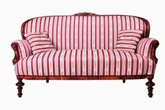 Παλαιός καναπές στοκ εικόνες