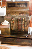 παλαιός κατάλογος μετρητών στοκ φωτογραφία με δικαίωμα ελεύθερης χρήσης
