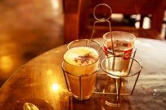 Παλαιός καφές Στοκ Φωτογραφίες