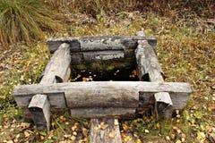 παλαιός καλά Στοκ φωτογραφία με δικαίωμα ελεύθερης χρήσης
