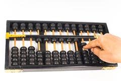 παλαιός κινεζικός υπολογιστής Στοκ Φωτογραφία