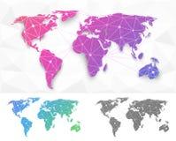 Παλαιός Κόσμος χαρτών απεικόνισης ελεύθερη απεικόνιση δικαιώματος