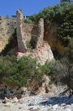 Παλαιός μη χρησιμοποιούμενος κλίβανος ασβέστη στοκ φωτογραφία με δικαίωμα ελεύθερης χρήσης