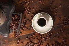 Παλαιός μύλος καφέ, Στοκ Φωτογραφίες