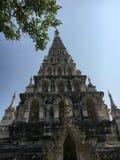 παλαιός ναός Ταϊλάνδη Στοκ φωτογραφία με δικαίωμα ελεύθερης χρήσης