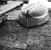 παλαιός ξύλινος βαρκών Στοκ εικόνες με δικαίωμα ελεύθερης χρήσης