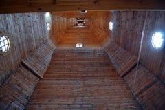 παλαιός ξύλινος εκκλησ&iot στοκ φωτογραφίες με δικαίωμα ελεύθερης χρήσης