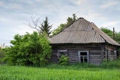 παλαιός ξύλινος καμπινών Στοκ Φωτογραφίες