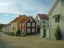 παλαιός ξύλινος σπιτιών Στοκ Φωτογραφία