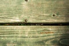 Παλαιός ξύλινος τοίχος - σύσταση ή υπόβαθρο Στοκ Εικόνες