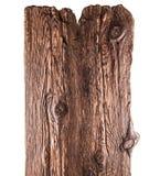 παλαιός ξύλινος χαρτονιών Στοκ Φωτογραφία