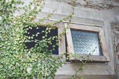 Παλαιός ξύλινος Στοκ Φωτογραφίες