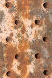 Παλαιός οξυδωμένος χάλυβας - σκουριασμένη σύσταση μετάλλων/σύσταση σκουριάς Στοκ εικόνες με δικαίωμα ελεύθερης χρήσης