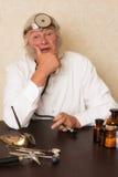 Παλαιός ο γιατρός Στοκ εικόνα με δικαίωμα ελεύθερης χρήσης