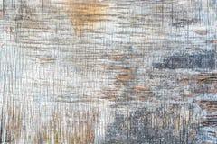 Παλαιός πίνακας κοντραπλακέ στους γκρίζους τόνους Στοκ Εικόνες