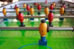 Παλαιός πίνακας ποδοσφαίρου, πίνακας ποδοσφαίρου στοκ εικόνες