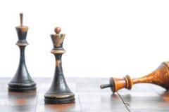 Παλαιός πίνακας σκακιού στοκ φωτογραφία με δικαίωμα ελεύθερης χρήσης