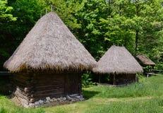 παλαιός παραδοσιακός σπιτιών στοκ φωτογραφίες