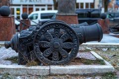 Παλαιός παλαιός κανόνας Στοκ εικόνες με δικαίωμα ελεύθερης χρήσης