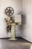 παλαιός προβολέας Στοκ Εικόνα