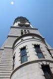 Παλαιός πύργος αιθουσών πόλεων Στοκ Εικόνες