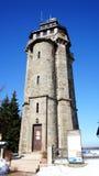 Παλαιός πύργος παρατήρησης Στοκ φωτογραφίες με δικαίωμα ελεύθερης χρήσης