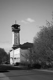παλαιός πύργος πυρκαγιάς Στοκ εικόνες με δικαίωμα ελεύθερης χρήσης