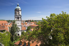 Παλαιός πύργος πόλεων σε Meissen Στοκ φωτογραφία με δικαίωμα ελεύθερης χρήσης