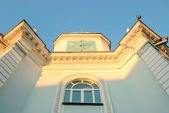 Παλαιός πύργος ρολογιών του Δημαρχείου Στοκ Εικόνα