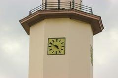 Παλαιός πύργος ρολογιών του Δημαρχείου Στοκ Φωτογραφίες