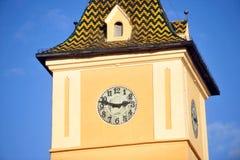 Παλαιός πύργος ρολογιών Στοκ φωτογραφίες με δικαίωμα ελεύθερης χρήσης